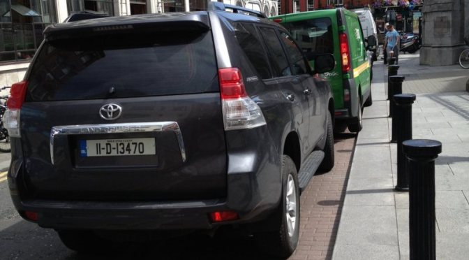 Cork Rallies for Safer Cycling