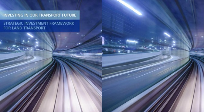 Radical Changes to Transport MUST Be Part of the Next Programme for Government