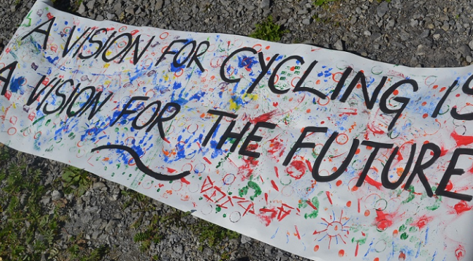 Our 'Vision for Cycling in Rural Ireland' Gains Momentum