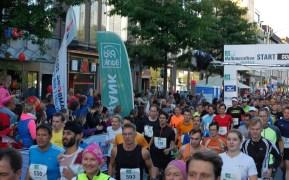 Halbmarathon Wandsbek