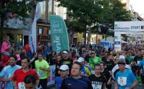 Start Halbmarathon Wandsbek