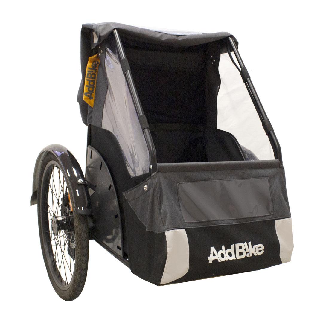 Addbike carry dog