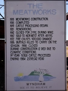 Meatworks history