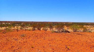 More Gascoyne views from a bare rocky hill