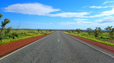 Roadtrips are about the road: The Great Northern Highway