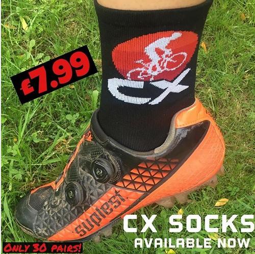 @Cyclocrosss CX Socks