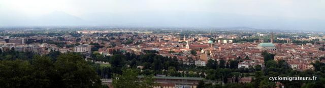 Descente sur Vicenza