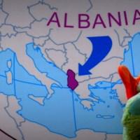 Chaleureuse Albanie