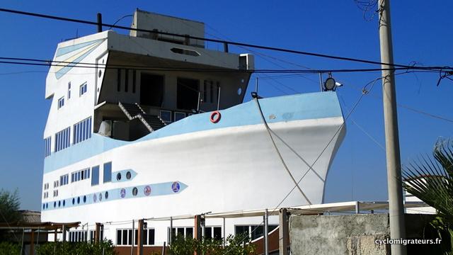 La maison du capitaine du Concordia ? (avant le naufrage)