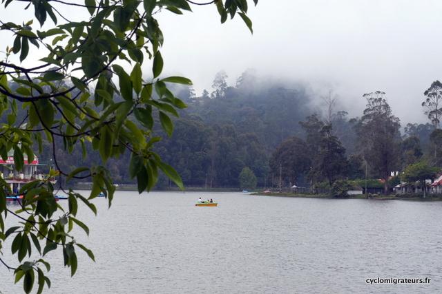 Lac de Kodaikanal