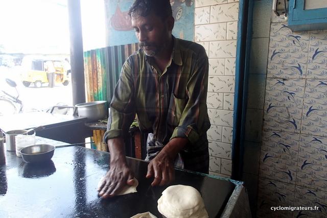 fabricant de dosai à Dindigul
