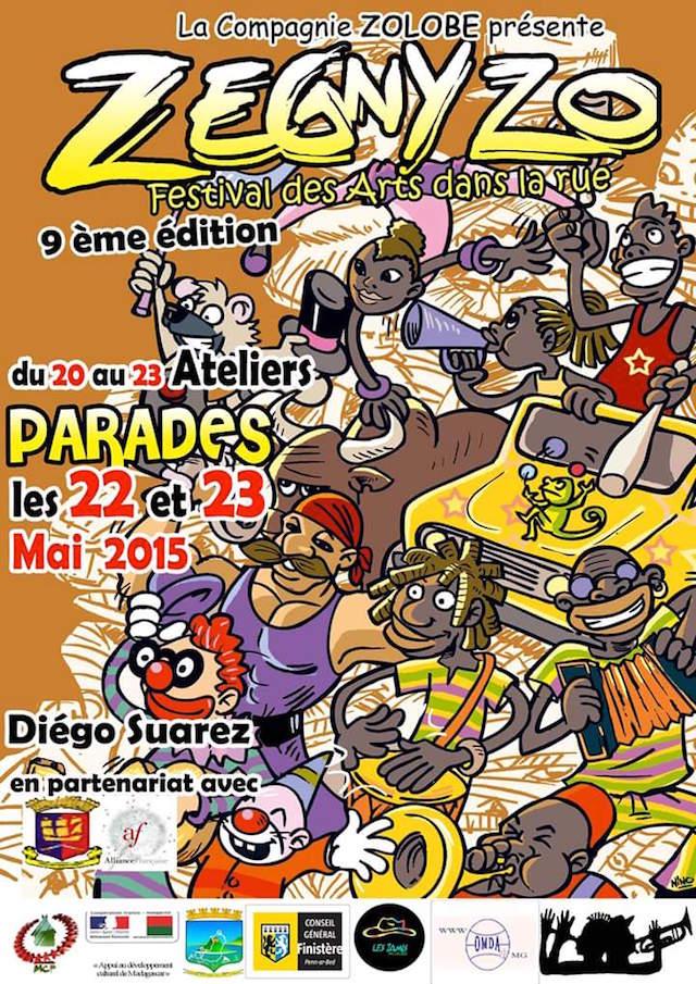 Le festival Zegny Zo