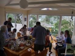Petit déjeuner collectif