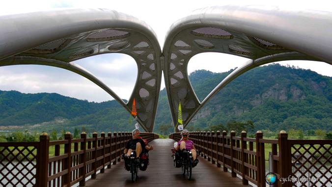 La Corée au fil de l'eau