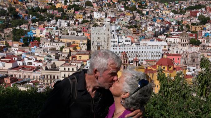 Les pas sages à niveaux de Guanajuato