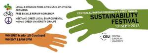 Sustainable CEU