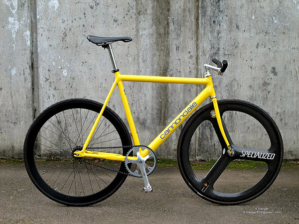 Cannondale-Yellow
