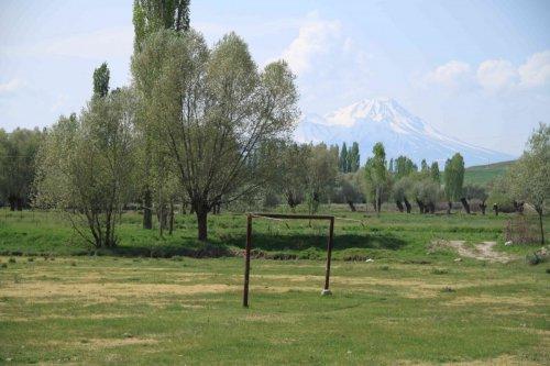 Campagne proche d'Aksaray