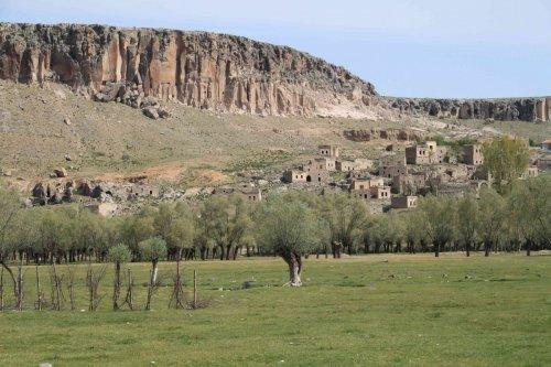 Village proche d'Asaray