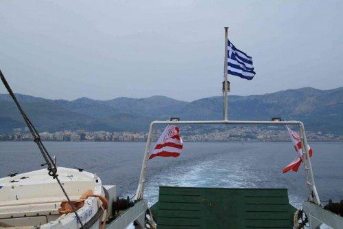 Au revoir la Grèce !