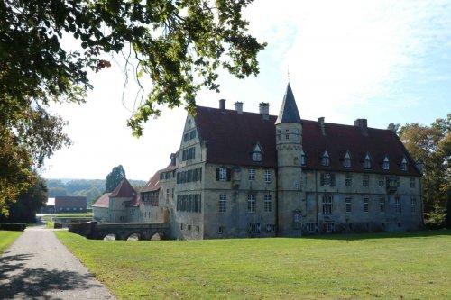 Château proche Munster