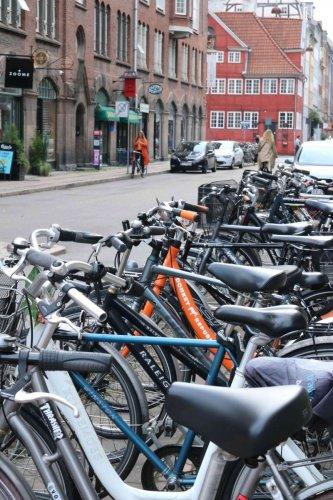 Copenhagen capitale du vélo