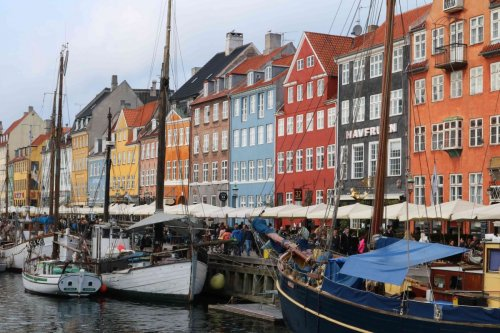 Couleurs de Copenhague