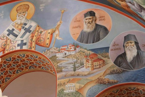 Monastère à Egine