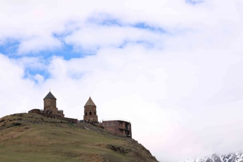 Monastère de Gergeti