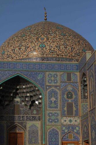 Mosquée du Cheik Lotfollah, Ispahan