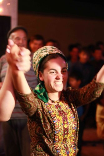 Sarah la turkmène