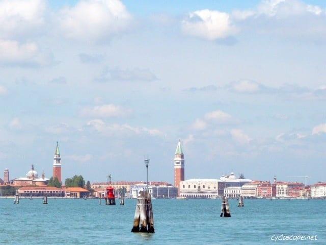 cicloturismo laguna di Venezia