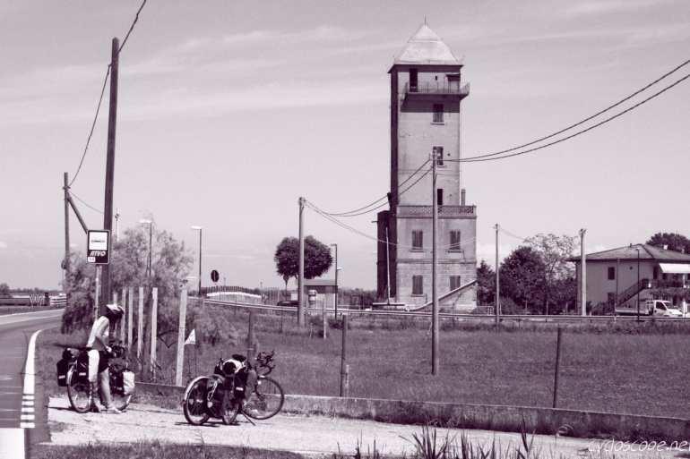 Cycling from Bologna: Po River Delta, Chioggia, Venice Lagoon 13