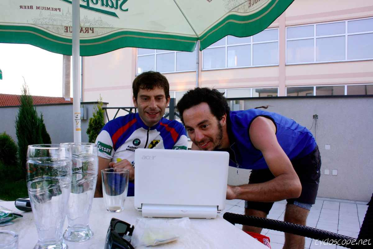 Serbia Mon Amour - Cycle Touring to the Danube through Sabac and Belgrade 11