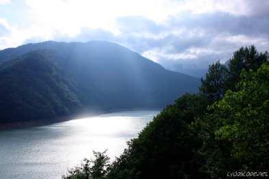 Enguri reservoire