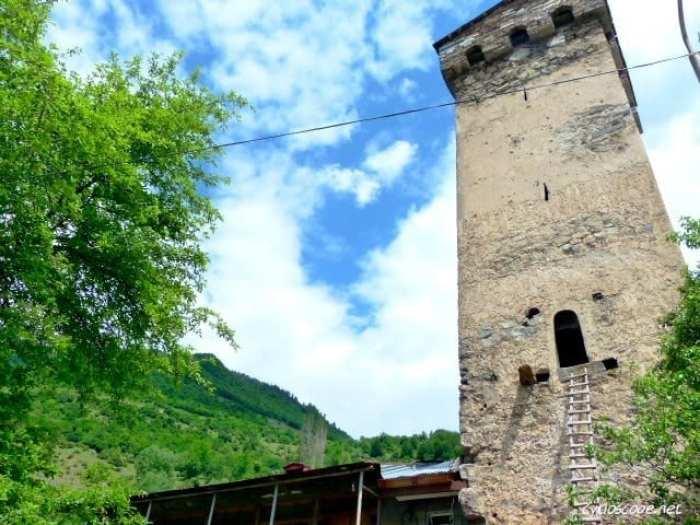 georgia tourist attractions Mestia
