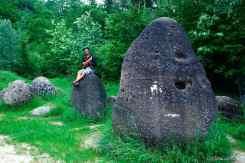 Romania Trovanti Park