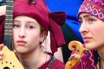 Artgene Festival - a Panning Shot Over Georgian Traditional Music 28