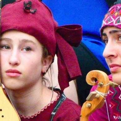 Artgene Festival - a Panning Shot Over Georgian Traditional Music 11