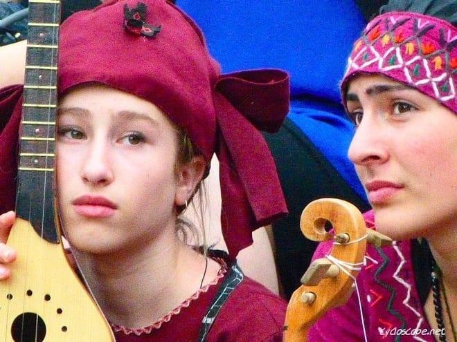 artgene festival canzoni georgiane