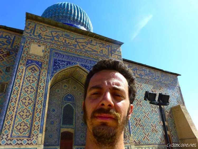 mausoleum Khawaja Ahmed Yasawi