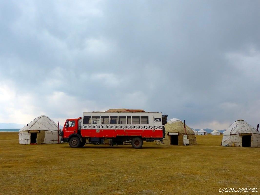 Dragoman kyrgyzstan