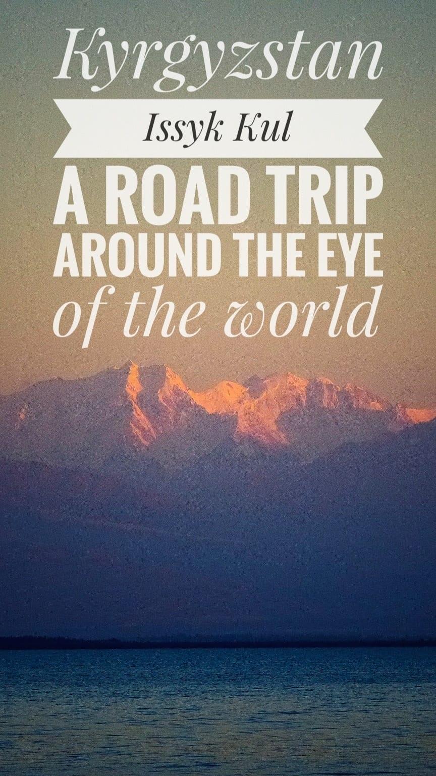 travel guide issyk kul