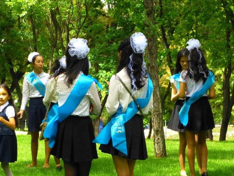 Almaty ragazze