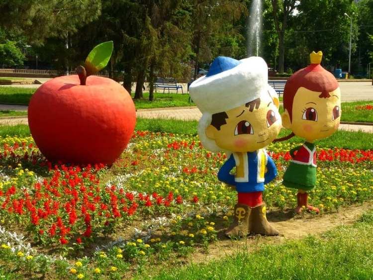Almaty - apple city
