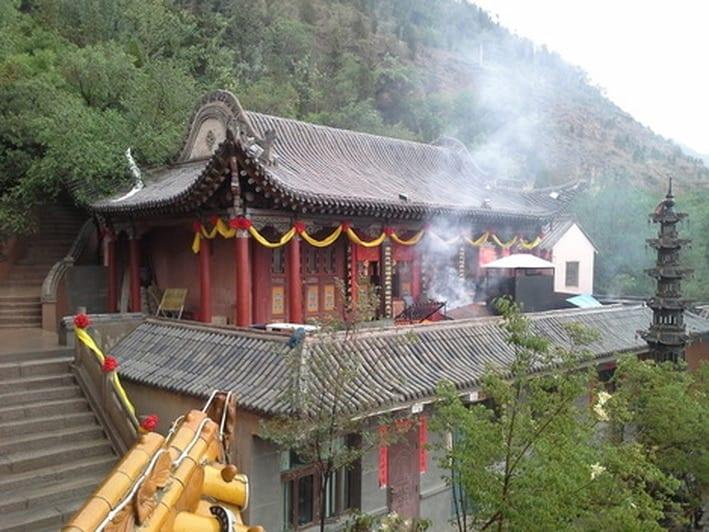 North (Tolou) temple: un templio Taoista a Xining