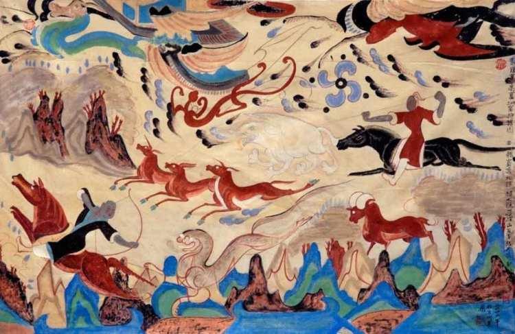 Grotte di Mogao Grotte Buddiste