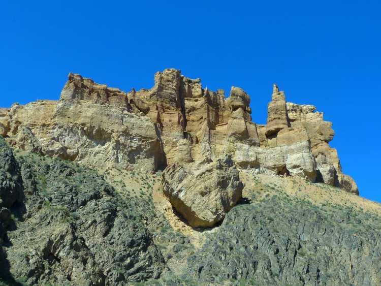 Things to do Almaty Charyn Canyon!