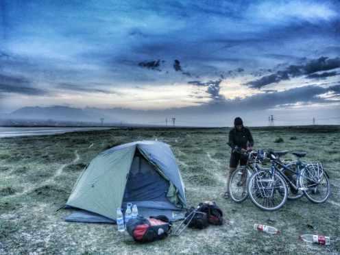Salt Lake Xinjiang urumqi