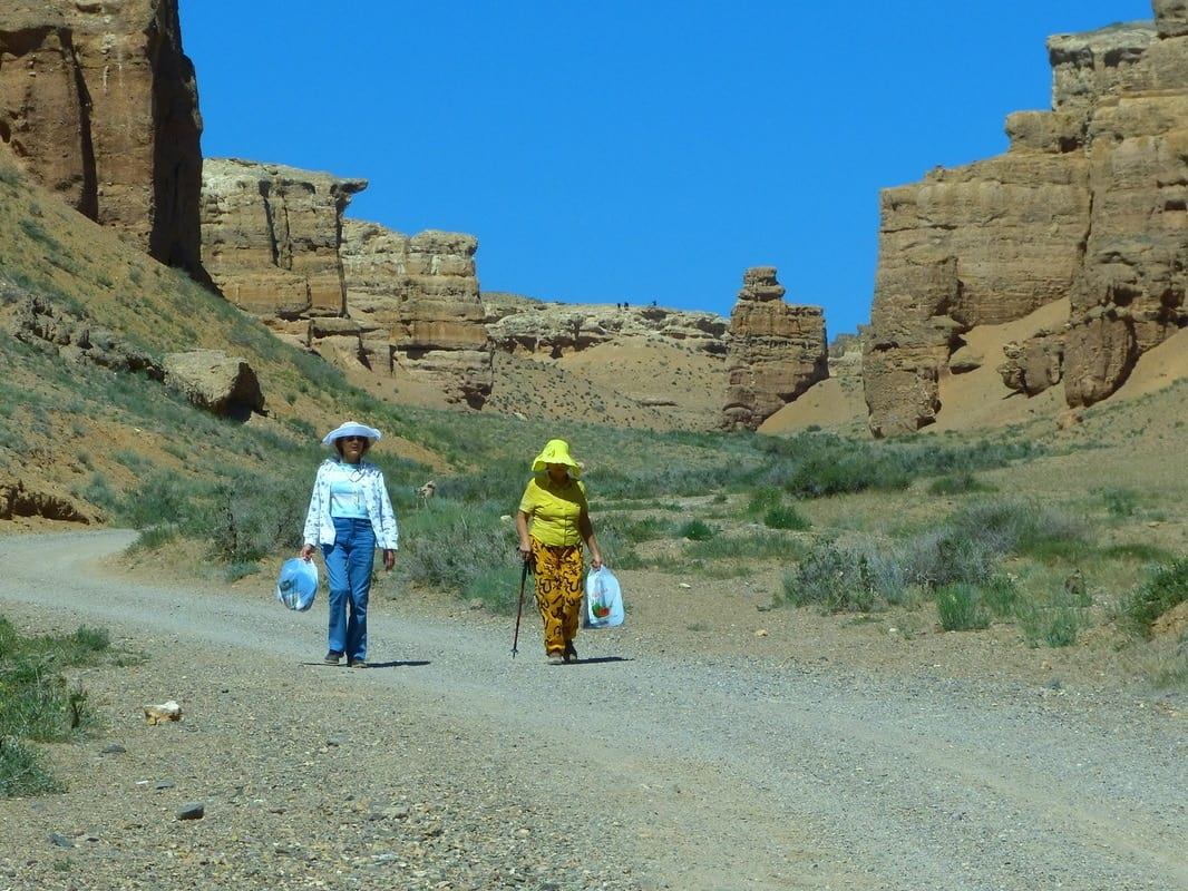 Kazakhstan: Not Just Steppe - Charyn Canyon and Esik Lake 10